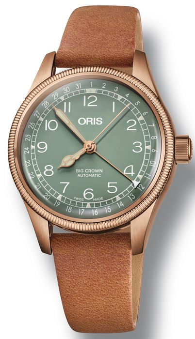Часы Oris Big Crown Pointer Date