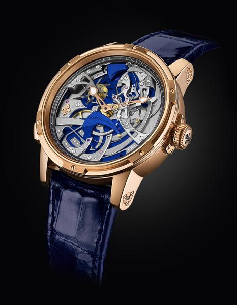 Часы Louis Moinet Ultravox