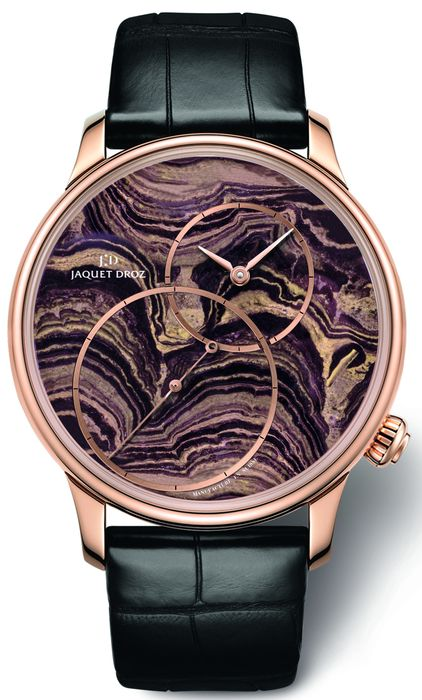 Часы Jaquet Droz Grande Seconde Off-Centered Stromatolite