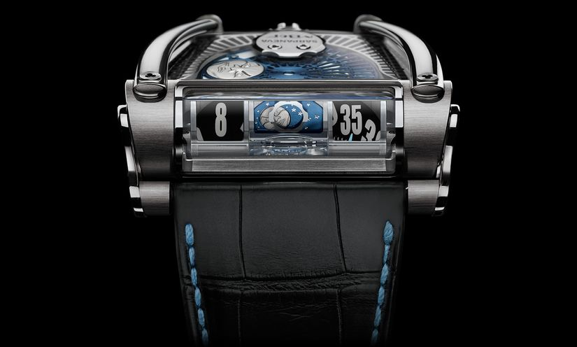 Часы MB&F MoonMachine 2