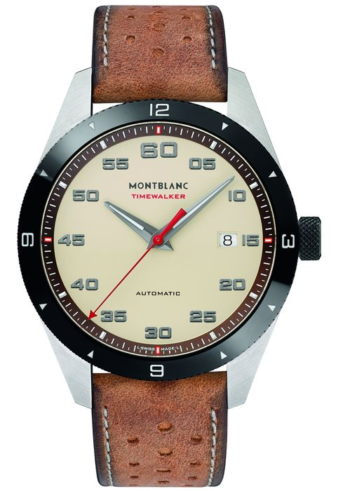 Часы Montblanc TimeWalker Date Automatic Limited Edition