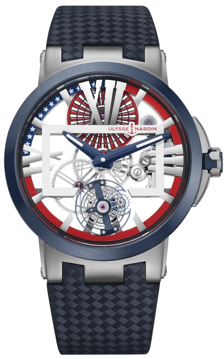 Часы Ulysse Nardin Executive Tourbillon Stars and Stripes