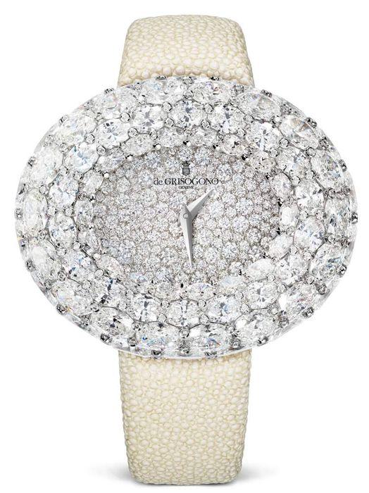 Часы De Grisogono Cascata