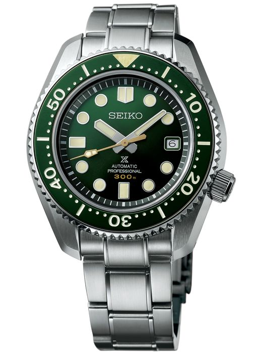 Часы Seiko 1968 Automatic Diver's Commemorative Limited Edition