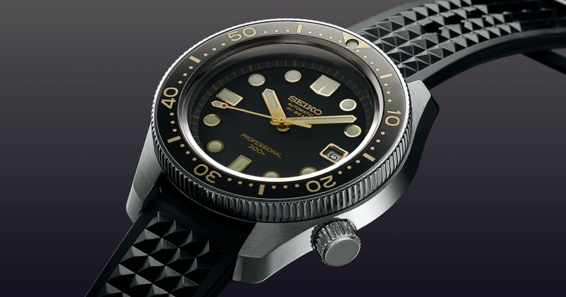 Часы Seiko 1968 Automatic Diver's Re-creation