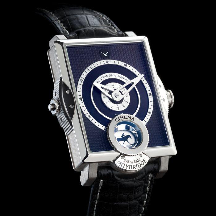 Константин Чайкин и его часы в проекте «Часовой андеграунд» a25ecce4a7a