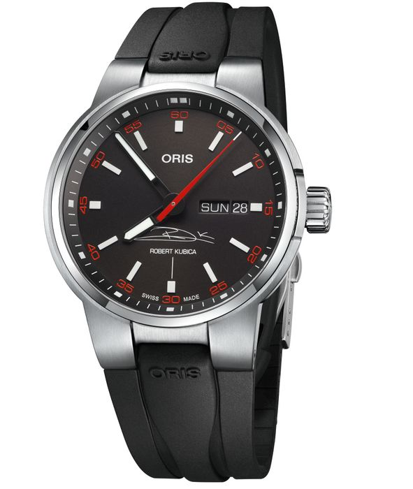 Часы Oris Robert Kubica Limited Edition