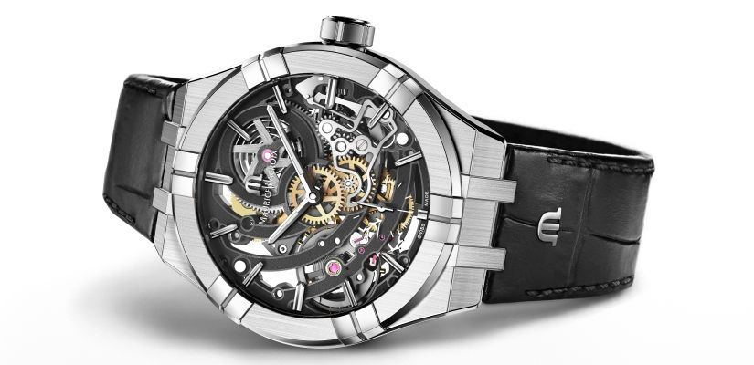 Часы Maurice Lacroix Aikon Automatic Skeleton