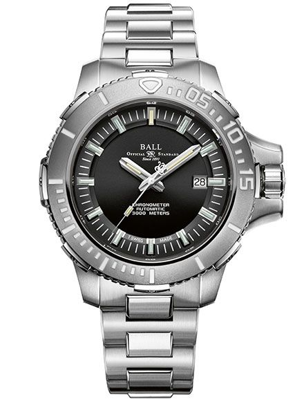 Часы Ball Engineer Hydrocarbon DeepQUEST