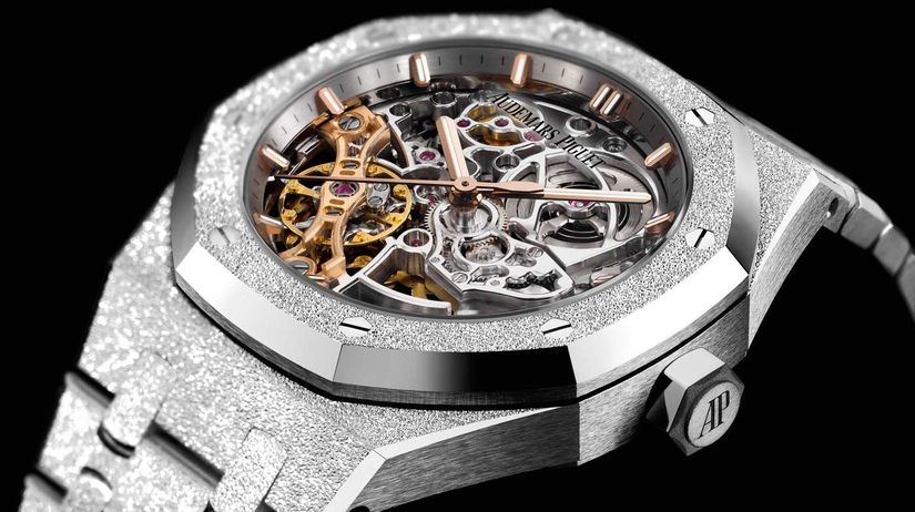 Часы Audemars Piguet Double Balance Wheel Openworked