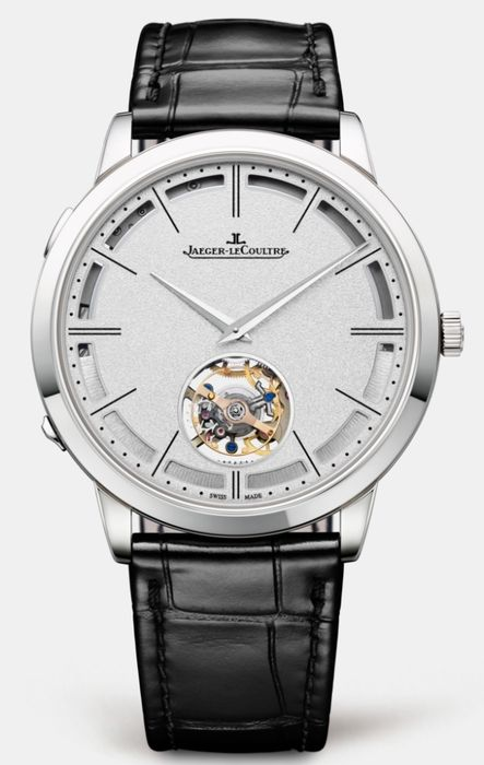 Часы Jaeger-LeCoultre Master Ultra Thin Minute Repeater Flying Tourbillon