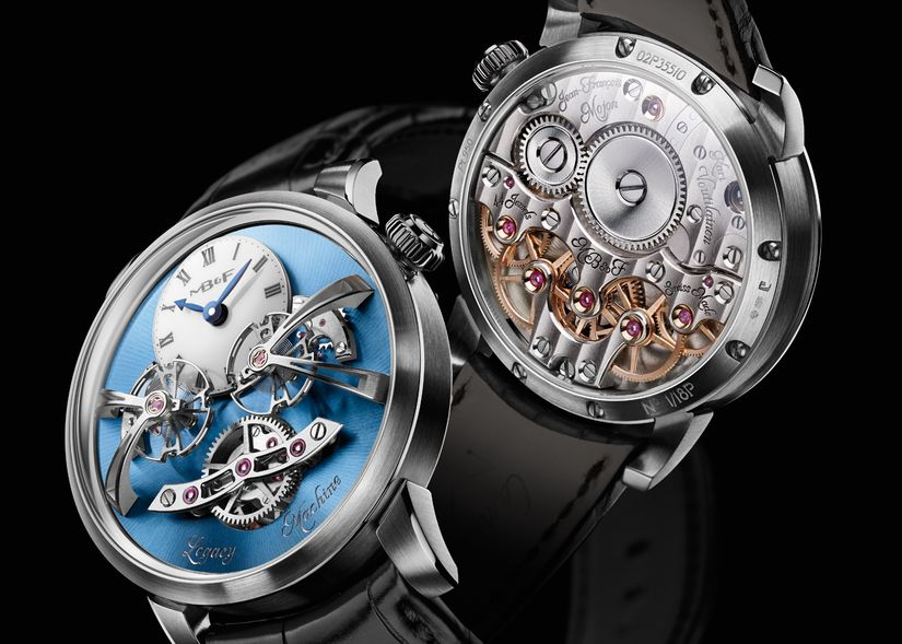 Часы MB&F Legacy Machine №2