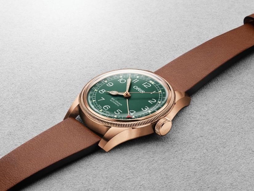Часы Oris Big Crown Pointer Date 80th Anniversary Edition