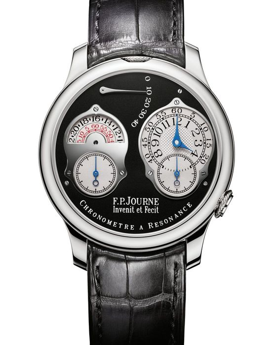 Часы F.P.Journe Chronometre a Resonance