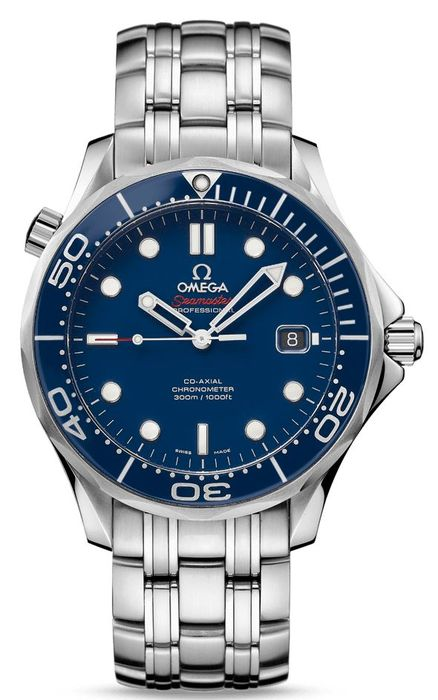 Часы Omega Seamaster Diver 300M Co-Axial 41 mm