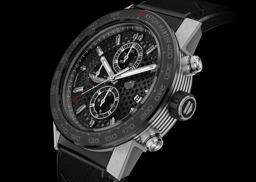 Часы TAG Heuer Carrera Aston Martin