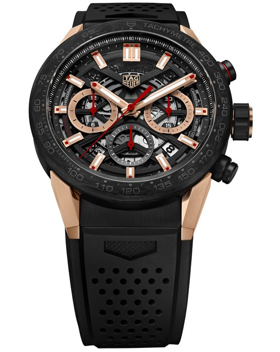 Часы TAG Heuer Carrera Calibre Heuer 02