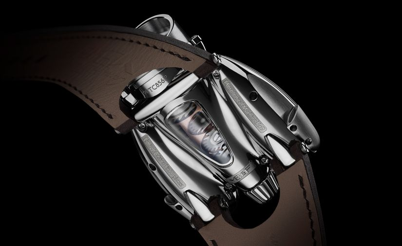 Часы MB&F HM9 Flow Road