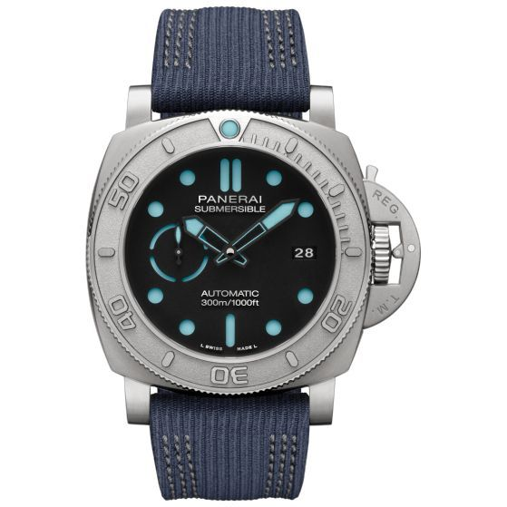 Часы Panerai Submersible Mike Horn Edition