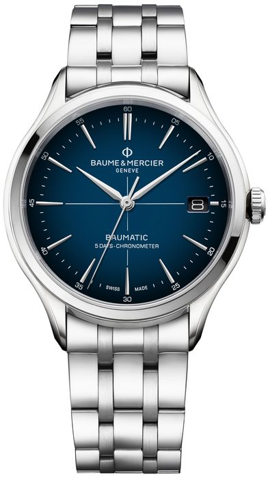 Часы Baume & Mercier Clifton Baumatic