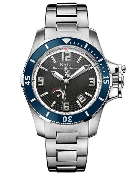 Часы Ball Engineer HydroCarbon Hunley