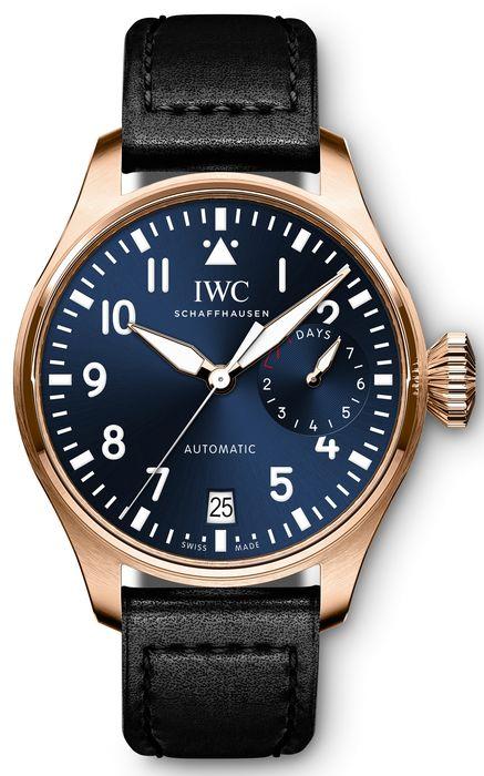 Часы IWC Big Pilot's Watch Single Piece