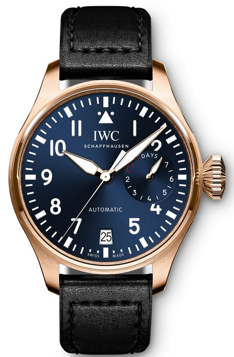 Часы IWC Big Pilot's Watch Single Piece