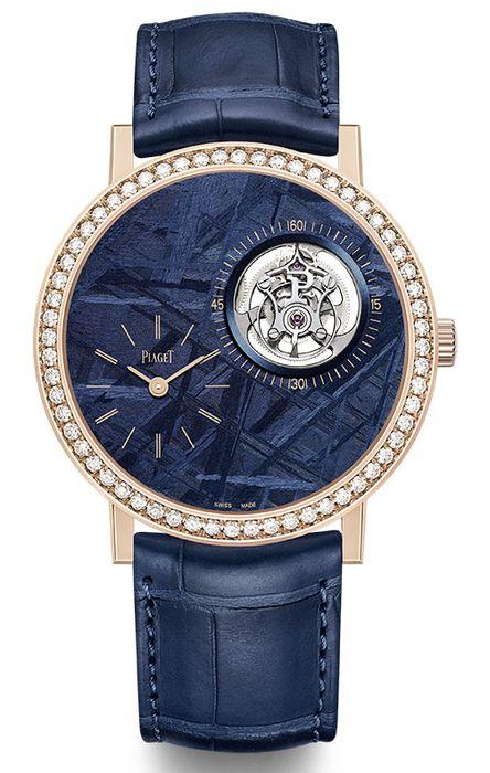 Часы piaget с бриллиантами