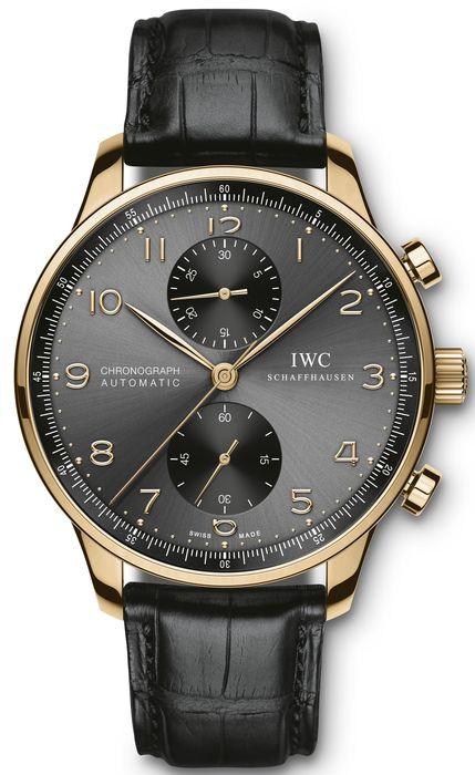 Часы IWC Portugieser Chronograph
