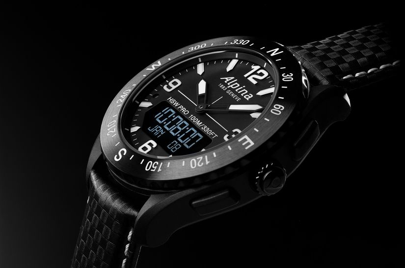 Часы Alpina AlpinerX Smart Outdoors
