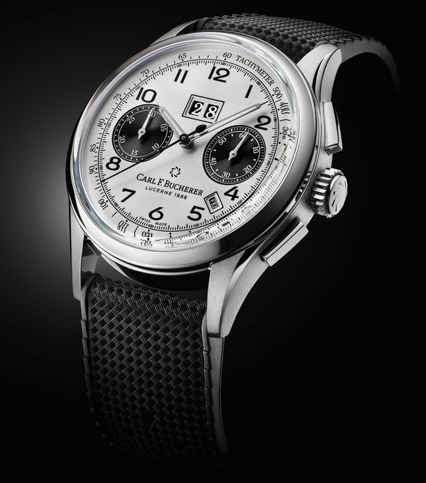 Часы Carl F.Bucherer Heritage BiCompax Annual