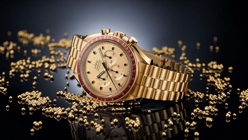 Часы Omega Apollo 11 50th Anniversary Limited Edition
