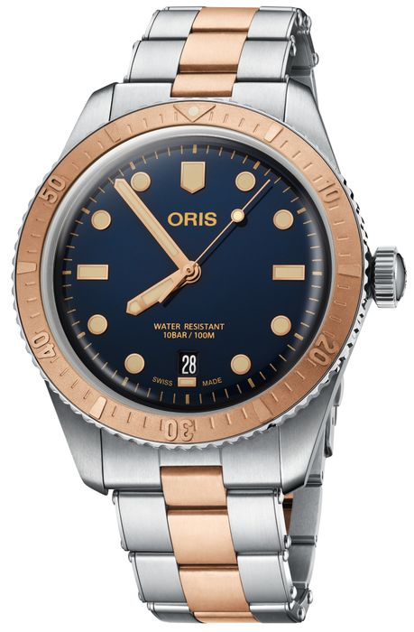 Часы Oris Divers Sixty-Five