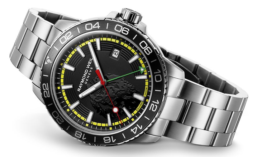 Raymond Weil. Watches under the name of Bob Marley