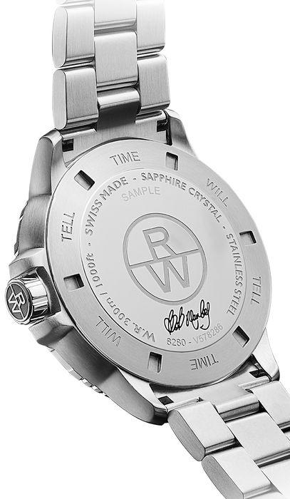 Часы Raymond Weil Tango GMT Bob Marley