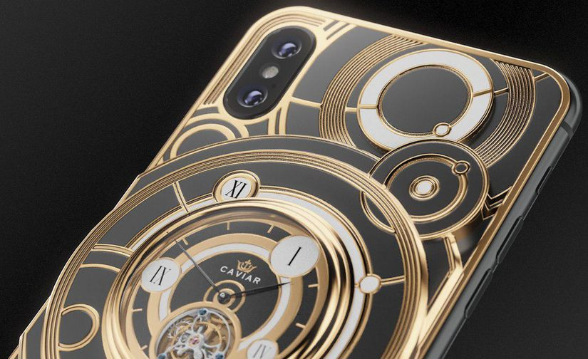 iPhone Caviar Grand Complications Tourbillon