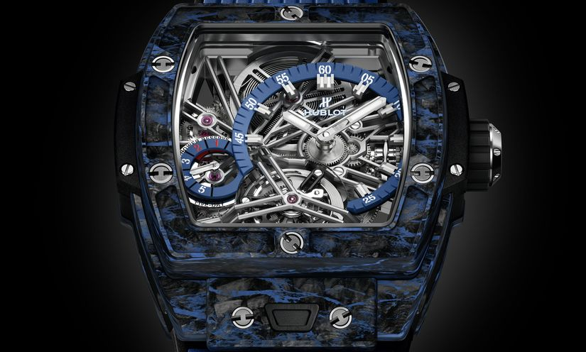 Часы Hublot Spirit of Big Bang Tourbillon