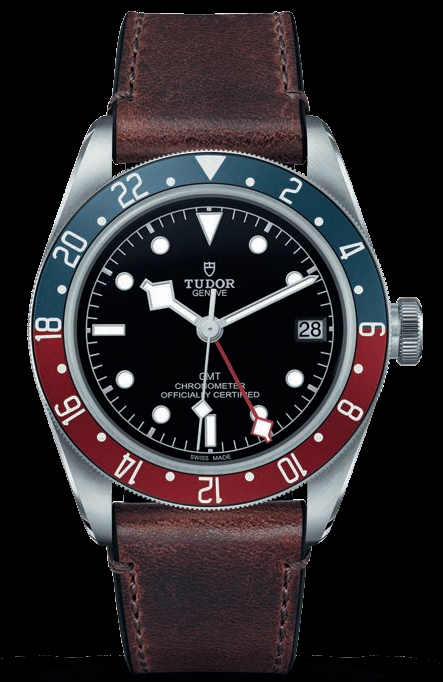 Часы Tudor Black Bay GMT