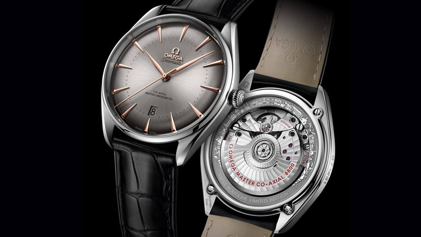 Часы Omega Seamaster Exclusive Boutique Switzerland Limited Edition