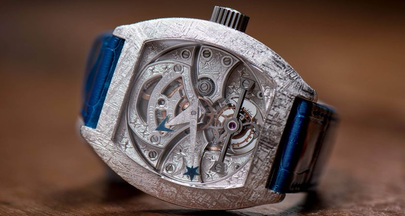 Часы Antoine Preziuso The Art of Tourbillon