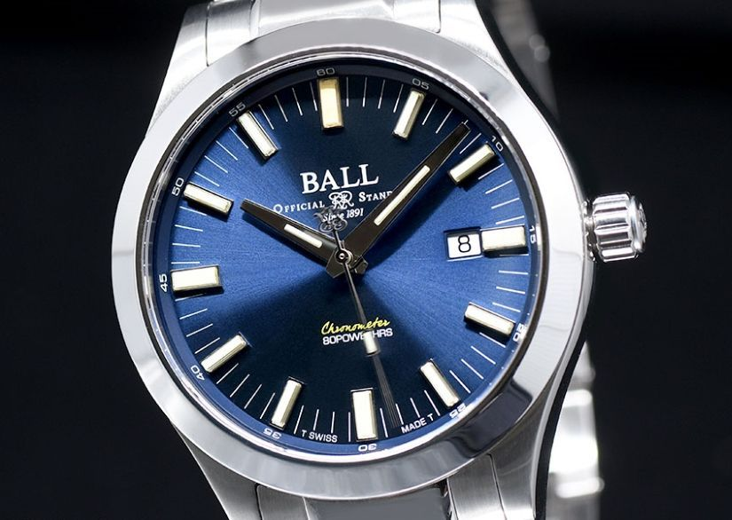 Часы Ball NM2032C-S1C-BE