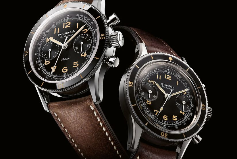 Часы Blancpain Air Command