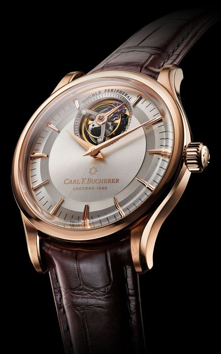 Часы Heritage Tourbillon DoublePeripheral Limited Edition