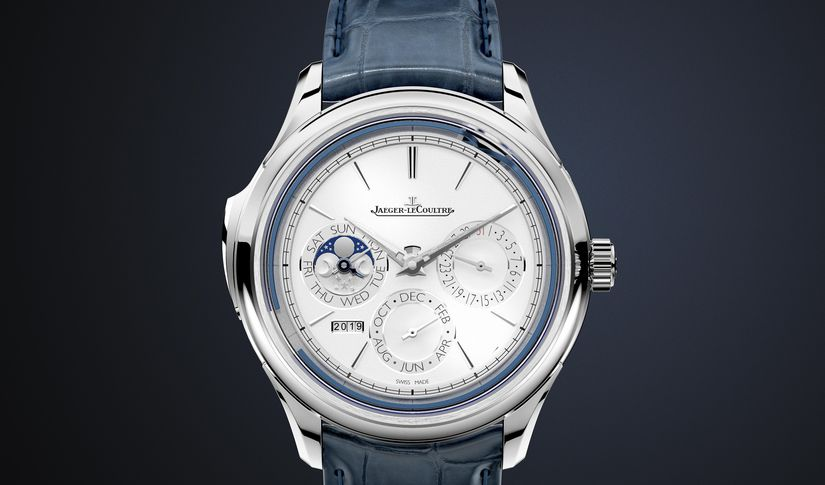 Часы Jaeger-LeCoultre Master Grande Tradition Repetition Minutes Perpetuelle