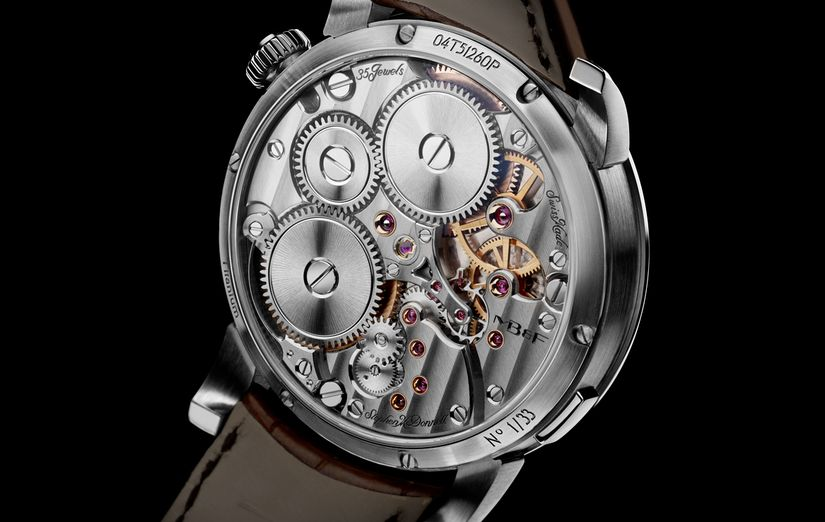 Часы MB&F Legacy Machine Split Escapement