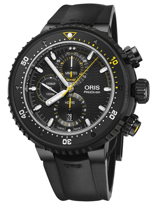 Часы Oris Dive Control Limited