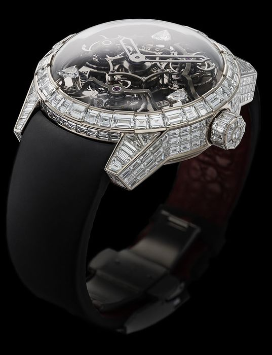Часы Antoine Preziuso Trillion Tourbillon of Tourbillons