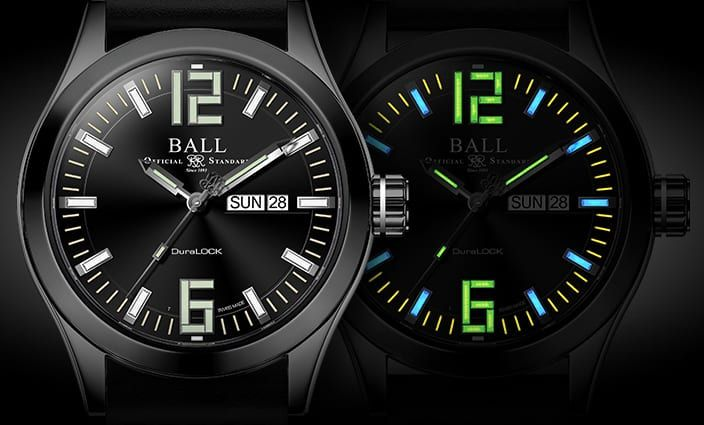 Часы Ball Engineer III King
