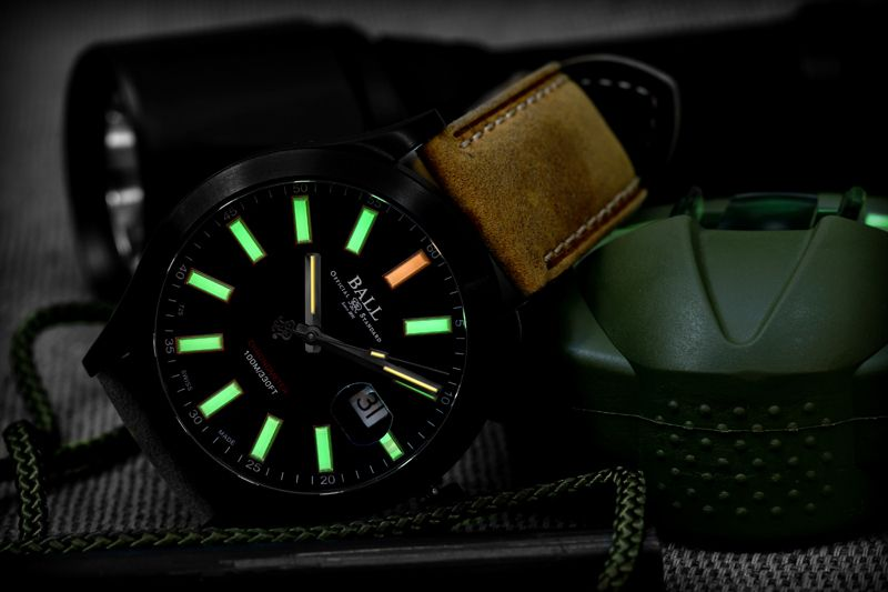 Часы Ball Engineer II Green Berets