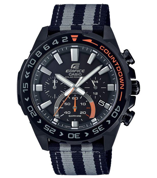 Часы EFS-S550BL-1AV